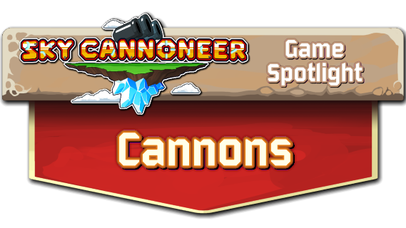 game spotlight - cannons